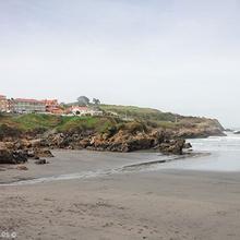 Playa de Santa María del Mar -Castrillón