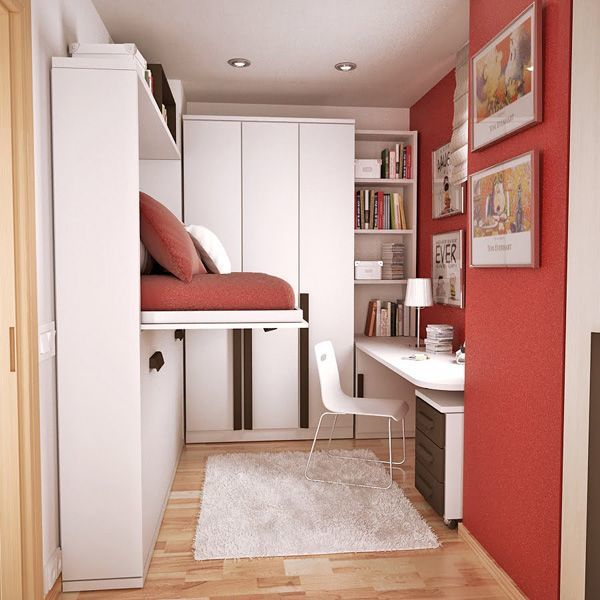 Small Teen Room Design Idea 3