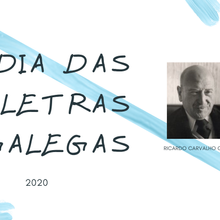 Fegaus no Día das Letras Galegas 2020 a Carvalho Calero