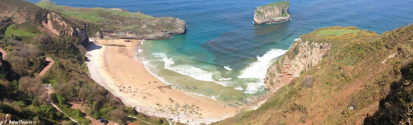 Ballota Beach Llanes Asturias3