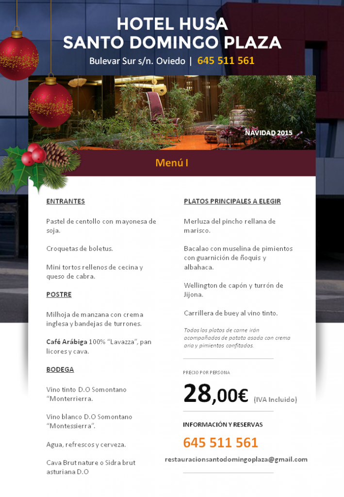 Plantilla Menus Navidad Santo Domingo 2015 1 709x1024