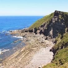 Playa de Arbidel - Ribadesella