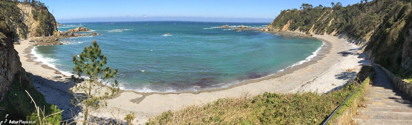 Castello Beach Asturias Mainpic
