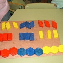 Las matemáticas en la educación infantil