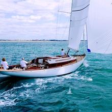 Fairlie 55 a handmade sail vessel