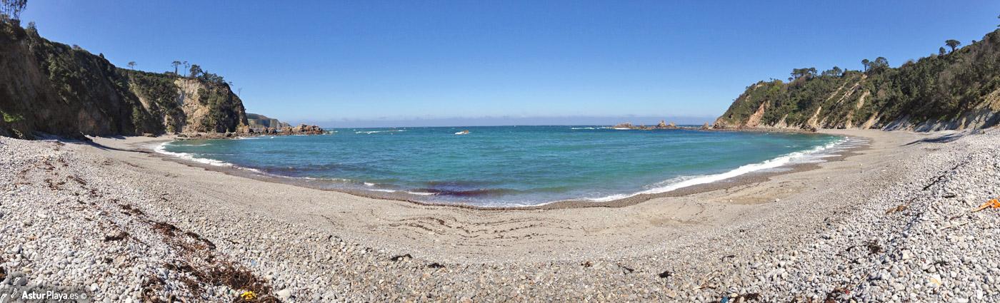 Castello Beach Asturias1