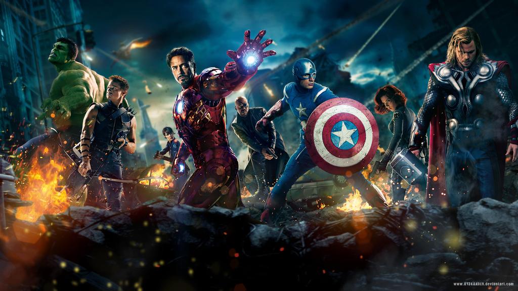 The Avengers Movie 2012 Hd Jpg