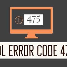 HOW TO FIX YAHOO TEMPORARY ERROR 475?