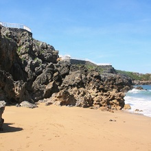 Playa de Los Curas - Carreño