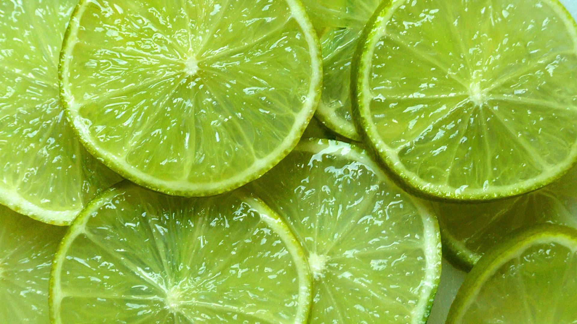 Green Lemon Hd Wallpaper