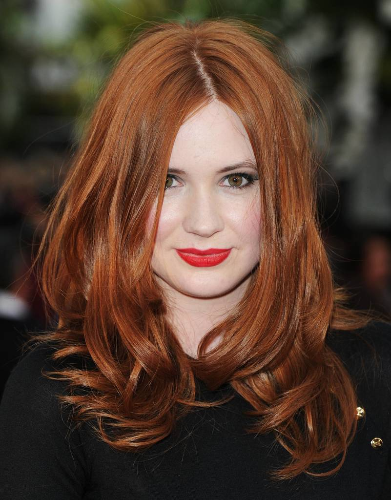 Red Hair Amazing