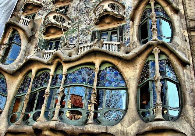 Gaudi Casa Batllo Visualbraingravity Com