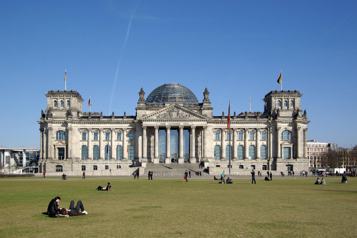 Edificio Reichstag de Berlín