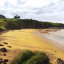 Playa Arenal de Morís - Caravia