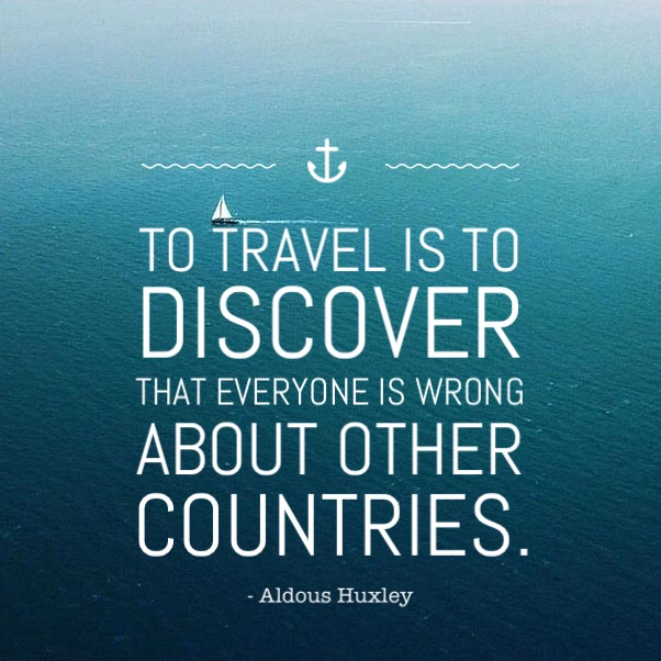 Yanpy Post 84 Quote To Travel Is To Discover