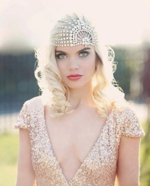 1920s 20bridal 20hair 20 20willowmoone 201920s 20wedding 20headpiece 20lace 20white 20bling