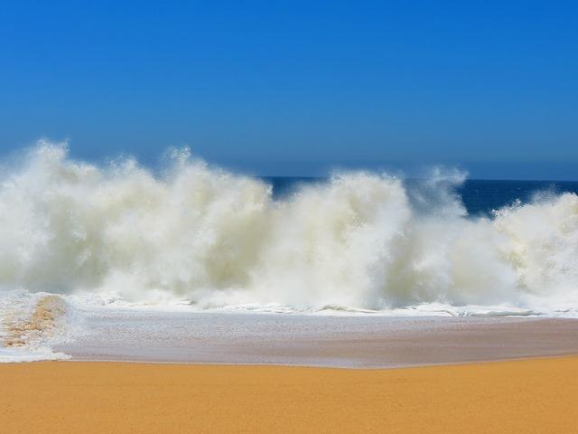 Playa del amor (México) - liezelzpineda (pixabay)