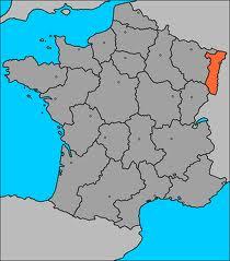 Región de Alsacia