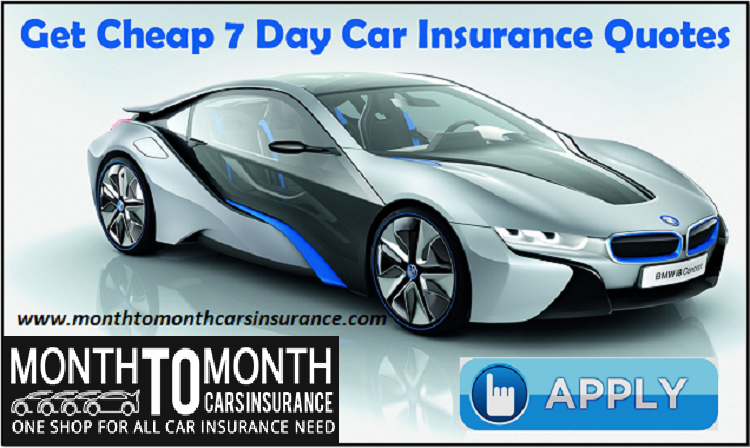 7 Day Car Insurance - beQbe