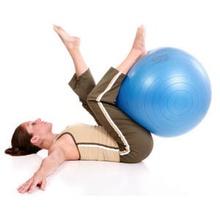10 ejercicios con balón de entrenamiento