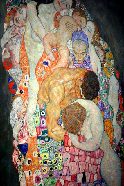 Scene From Klimts Life And Death