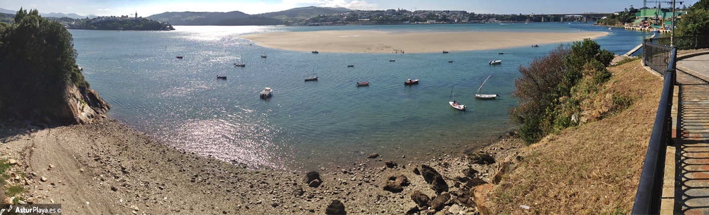 Dos Botes Beach Castropol Asturias 2