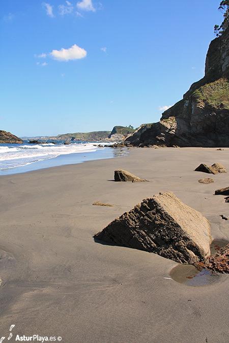 El Reguero Beach El Cordial Asturias