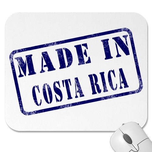 Made In Costa Rica Mouse Pad 144995708369751498trakc4444166f7394dd6889becbd574dff2d 500