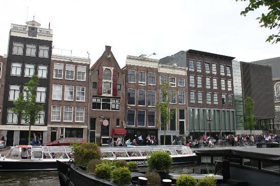Anne Frank House Anne