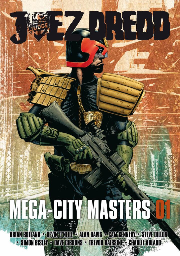 Juez Dredd Megacity Masters