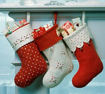Calcetines de Navidad beQbe