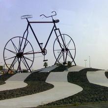 Monumentos con Bicicletas