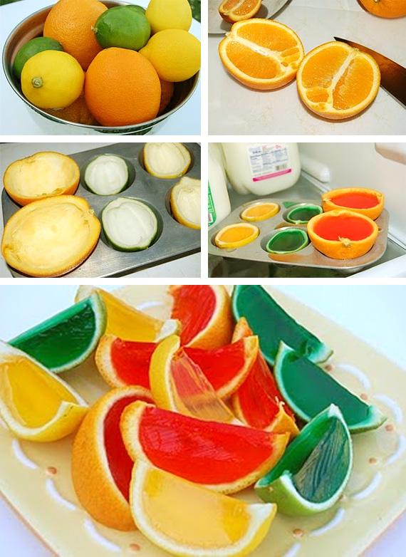 Recetas Fruta Con Gelatina 1
