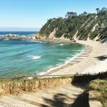 Playa de Castello - El Franco