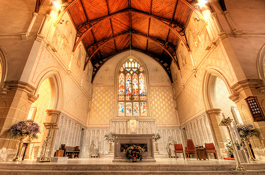 Sts Peter & Paul's Old Cathedral, Goulburn :: HDR by Artie N