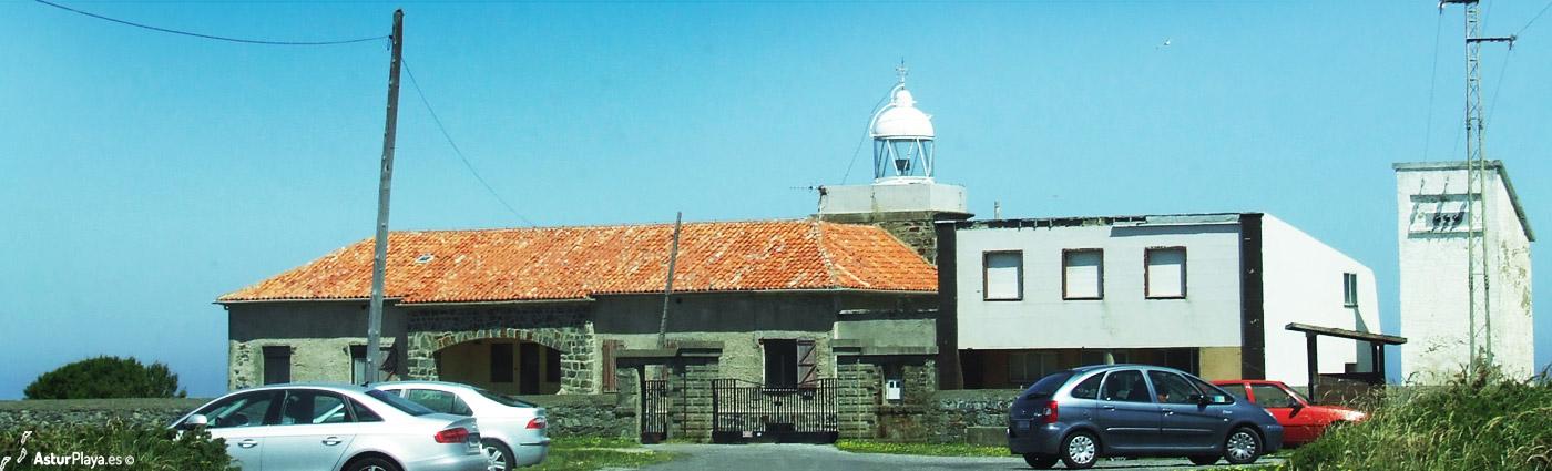 Faro de Cabo Vidio