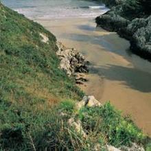 La Huelga Beach in Llanes - Asturias