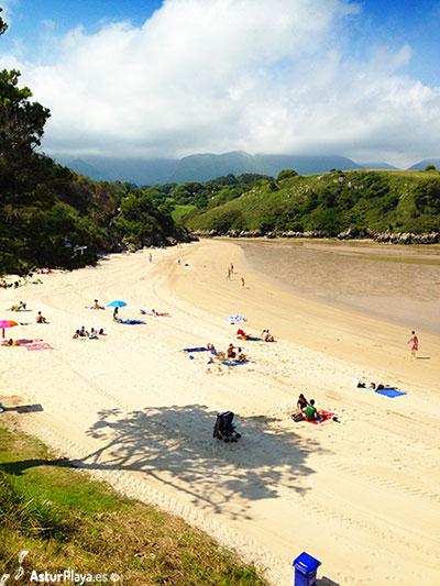 Poo Beach Llanes Summer