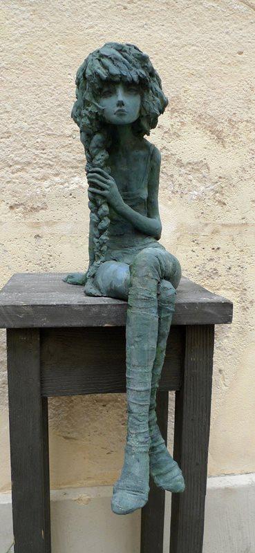 Val Rie Hadida Sculptures Paintings Artodyssey 19
