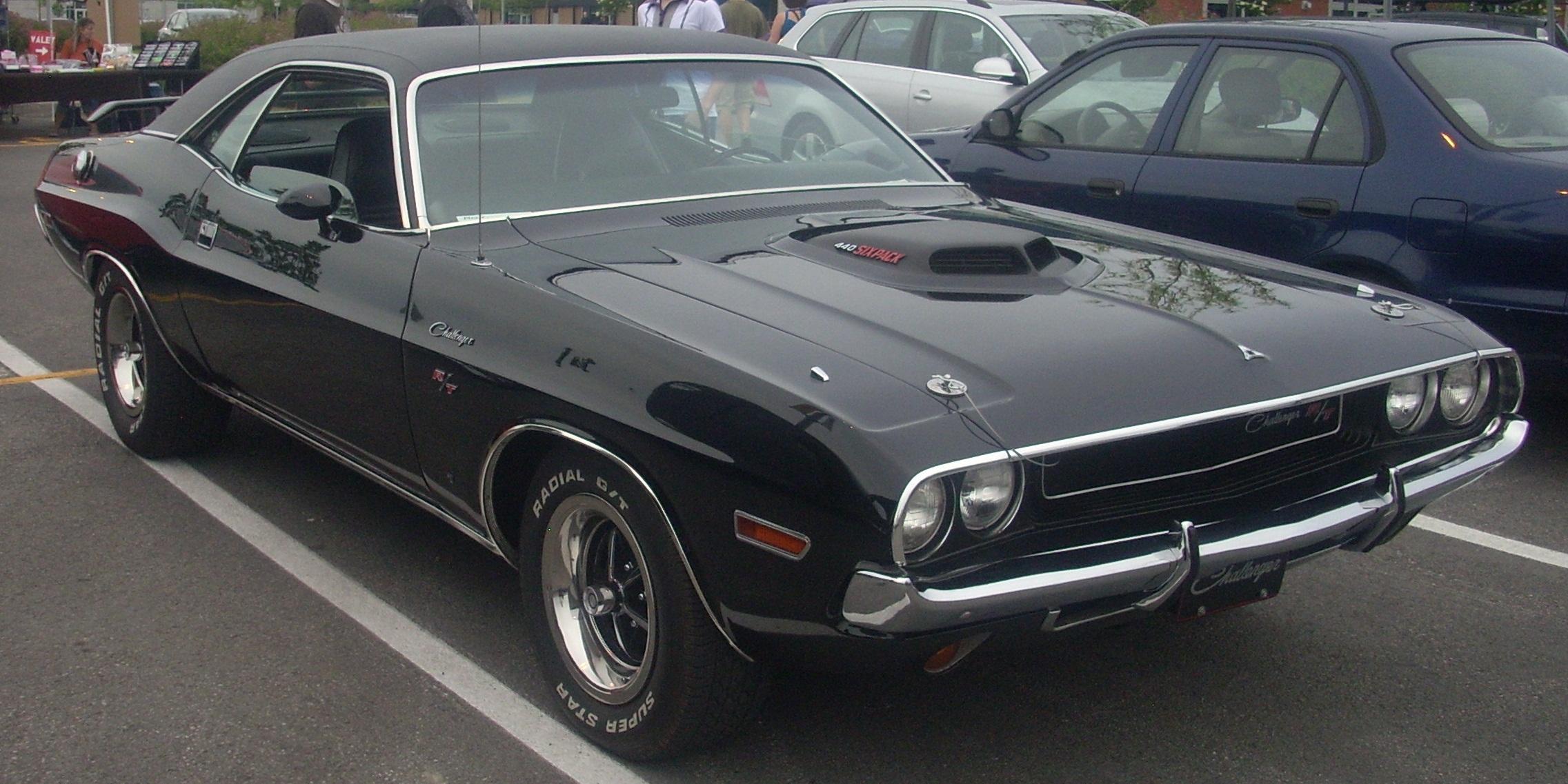 1970 Dodge Challenger R/T, 440 SIX PACK