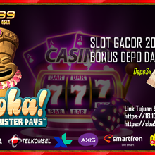 Main Slot Gacor 2021 Deposit Dana Online