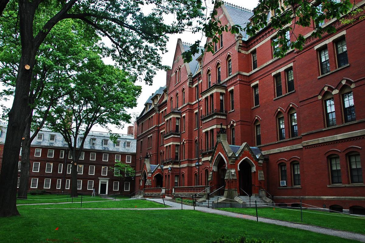1. Harvard