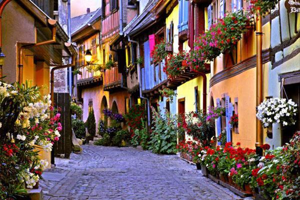 1. Alsacia, Francia