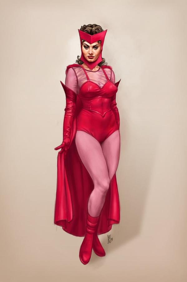 Scarlet Witch - beqbe.com