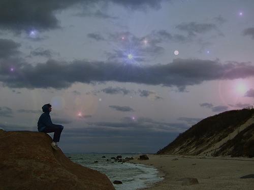 Mirando Estrellas