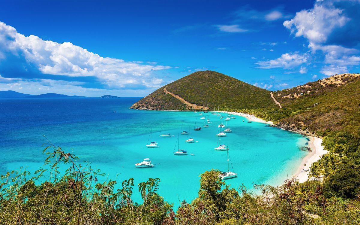 Yanpy Post 102 Yacht Charter British Virgin Islands Caribe