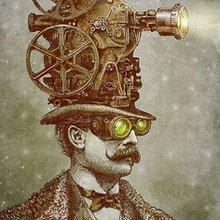 Steampunk: exposición virtual en Beqbe