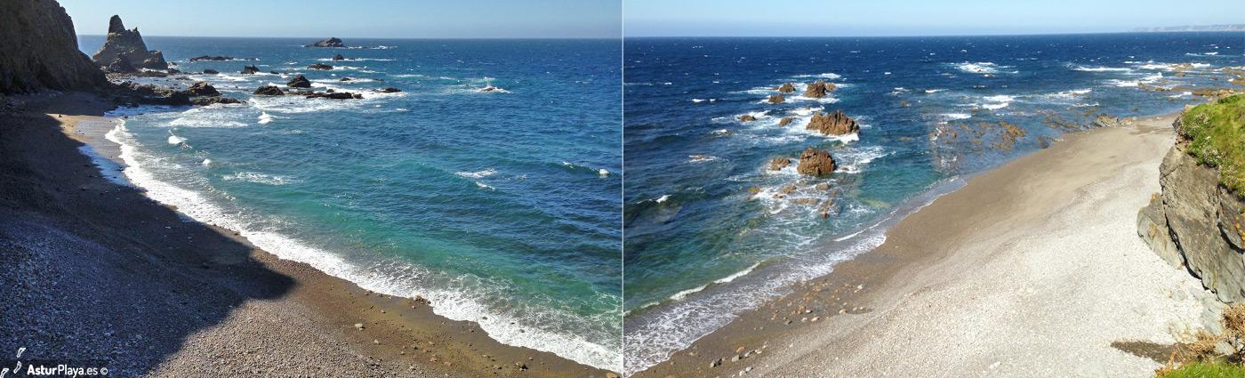 Campiecho Beach Asturias2
