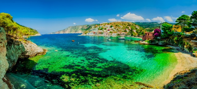 Yanpy Post 129 Yacht Charter Ionian Islands Kefalonia