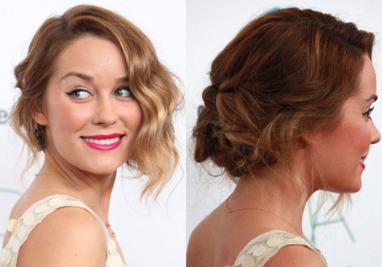 Lauren Conrad Hair 550x385